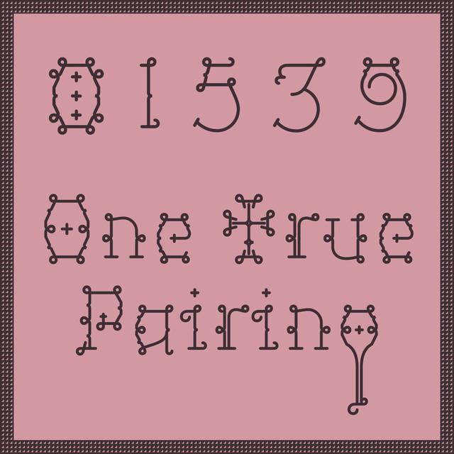 01539 One True Pairing