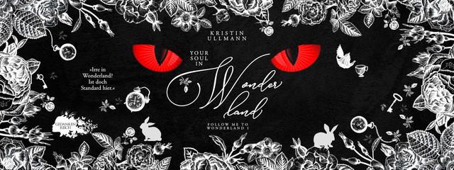Your Soul in Wonderland - Kristin Ullmann