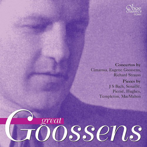 The best of Leon Goossens