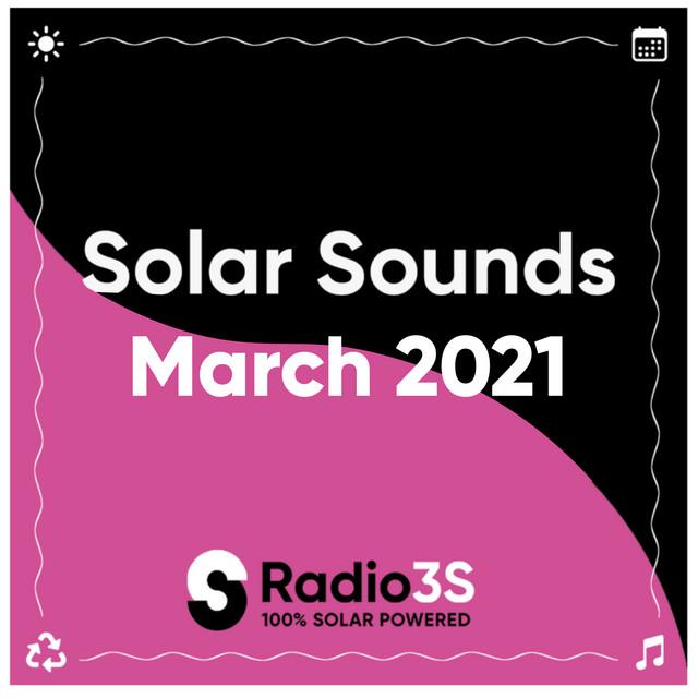 Solar Sounds - March 2021 Image