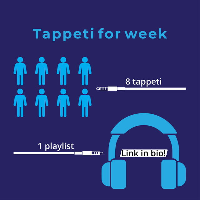 Tappeti for week #13
