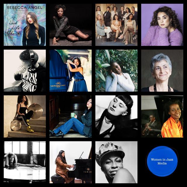 Women In Jazz Media Playlist - Volume 5