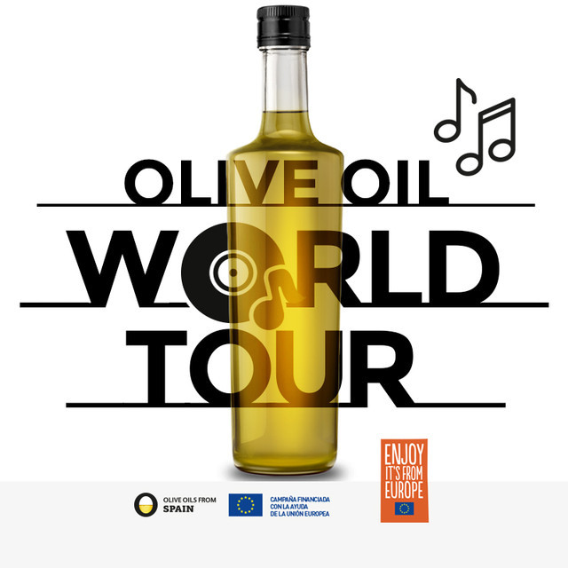 Olive Oil World Tour