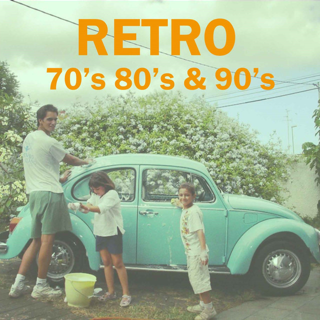 Retro 70's, 80's & 90's
