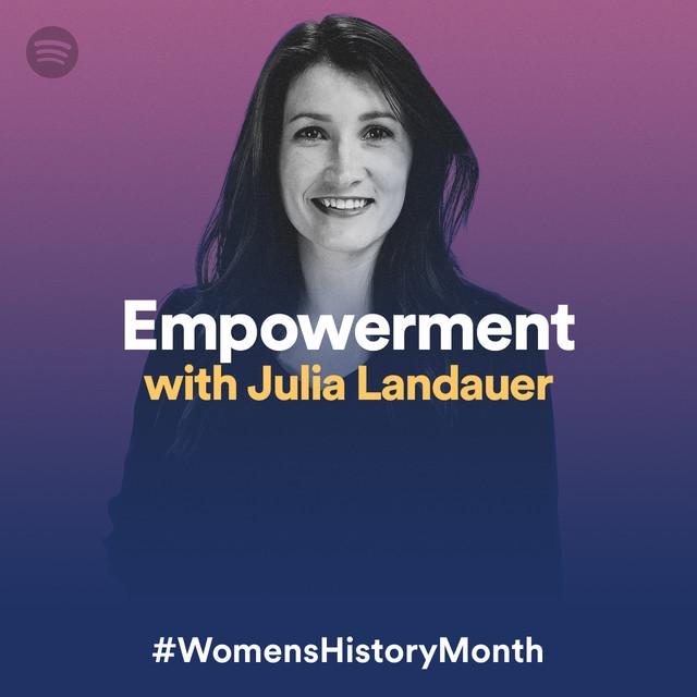 Empowerment with Julia Landauer