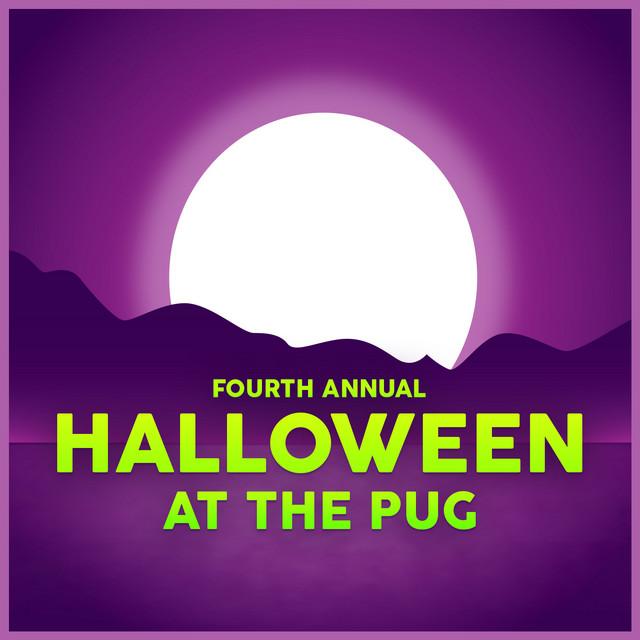 Halloween at The Pug - 2020