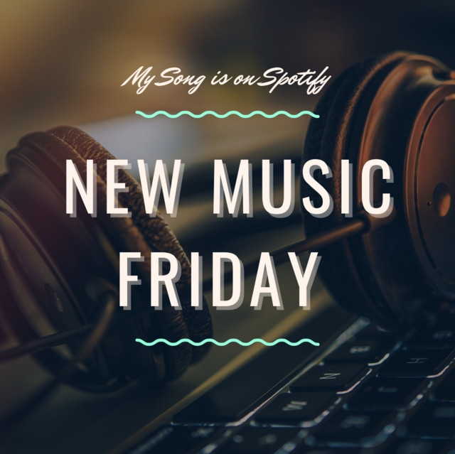 NEW MUSIC FRIDAY ON SPOTIFY GREENROOM