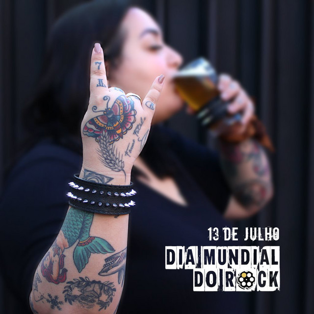 Dia do Mundial do Rock