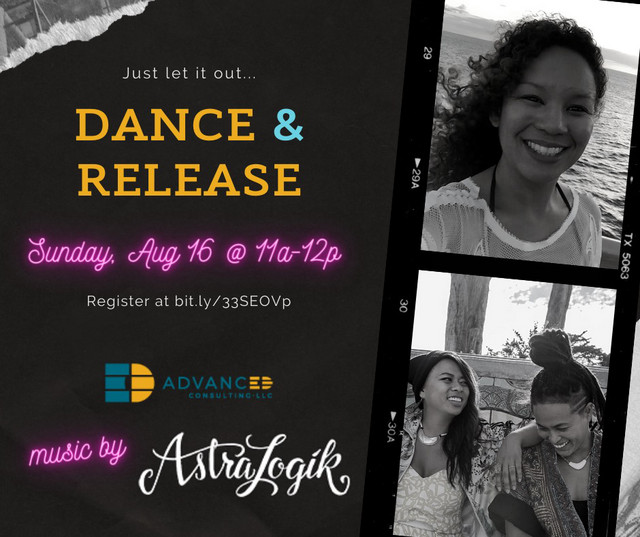 DANCE & RELEASE (Just Let it Out!)