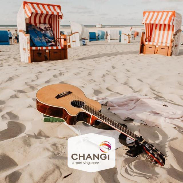 Changi Airport |  Therapeutic Acoustics