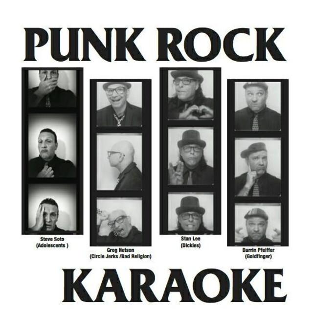 Original Punk Rock Karaoke SONGLIST