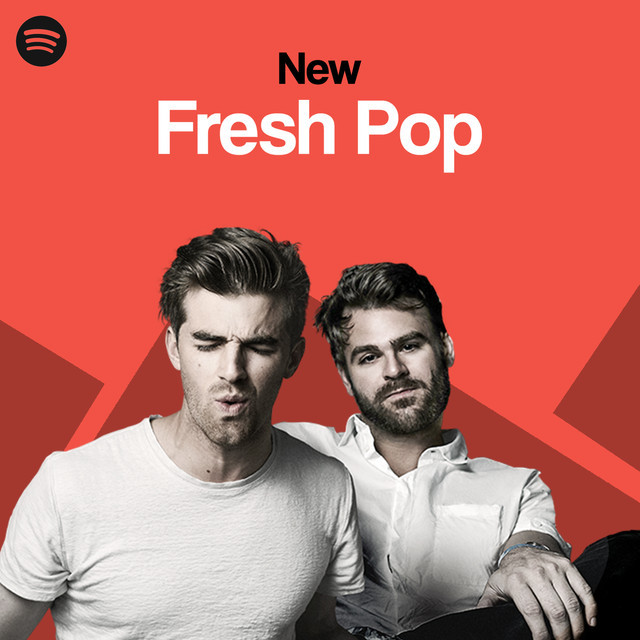 New Fresh Pop cover