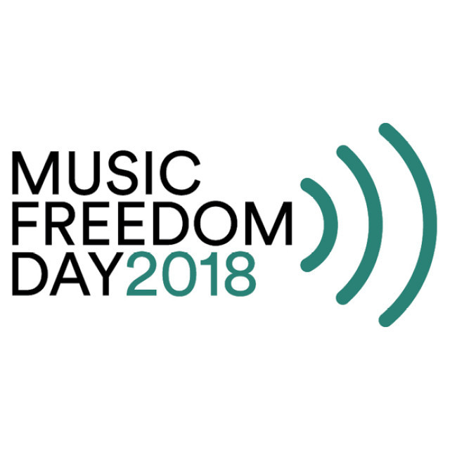 Music Freedom Day 2018 - Voices of the Silenced