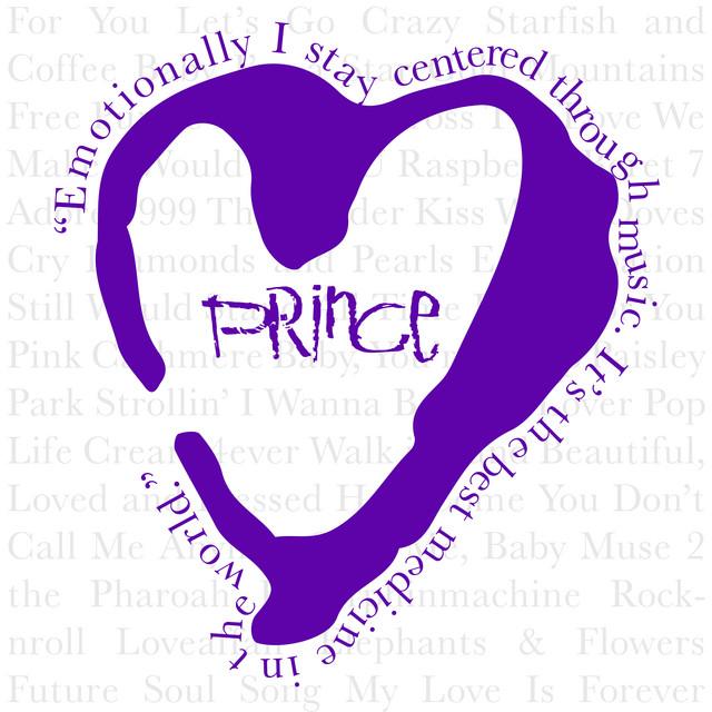 Prince ♡ Music is Medicine