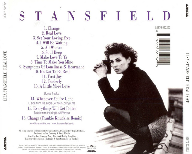 Lisa Stansfield 101!