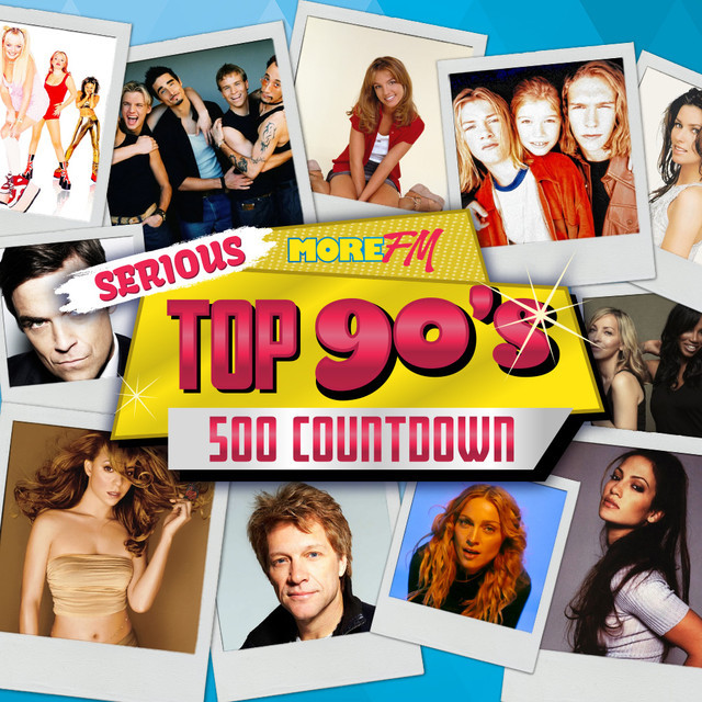 More FM's Serious Top 500 of the 90s Countdown