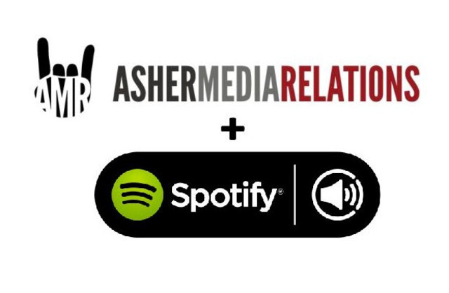 Asher Media Relations - \m/\m/ METAL - August 2021 Spotify Playlist