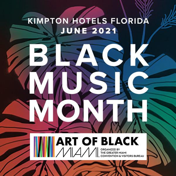 Black Music Month - MIAMI