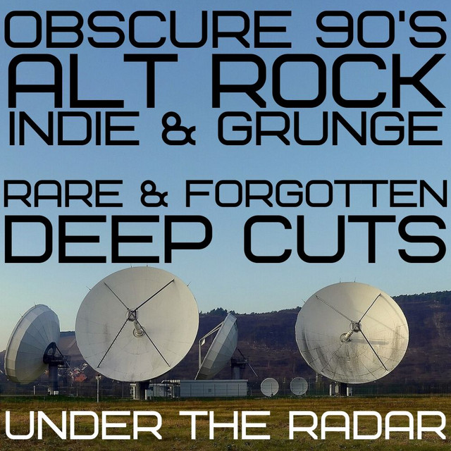 Obscure Rare And Forgotten 90's Alternative Rock And Grunge