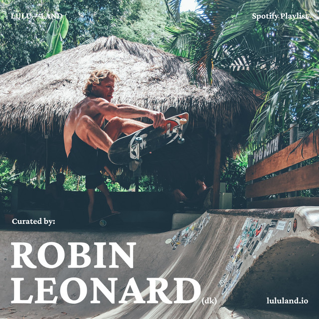 Curated by Robin Leonard