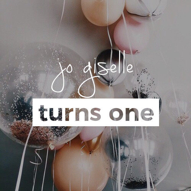 pull up vol. 2: jo giselle turns 1