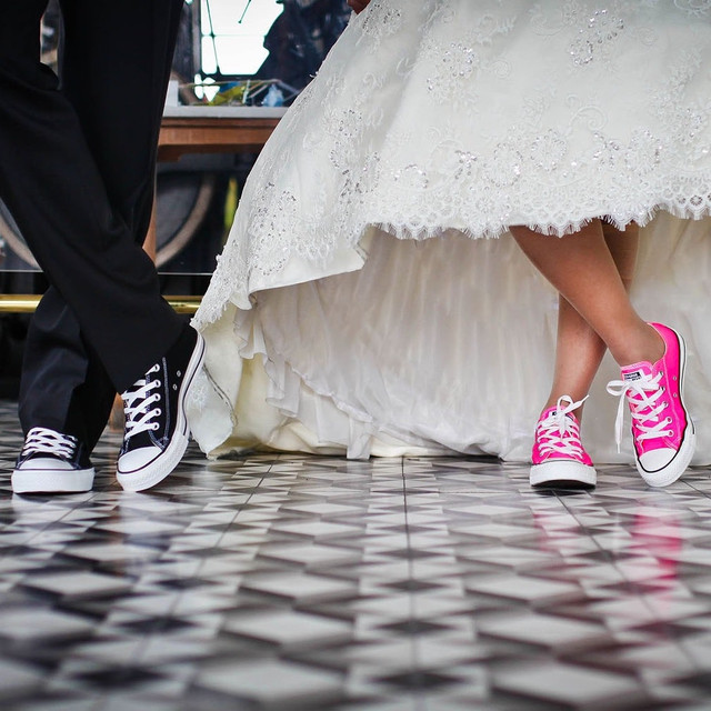 Hochzeitstanz mal anders 💃🙃🚀