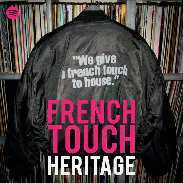 FRENCH TOUCH HERITAGE by Michael Canitrot