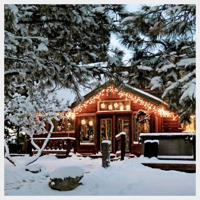 the christmas home
