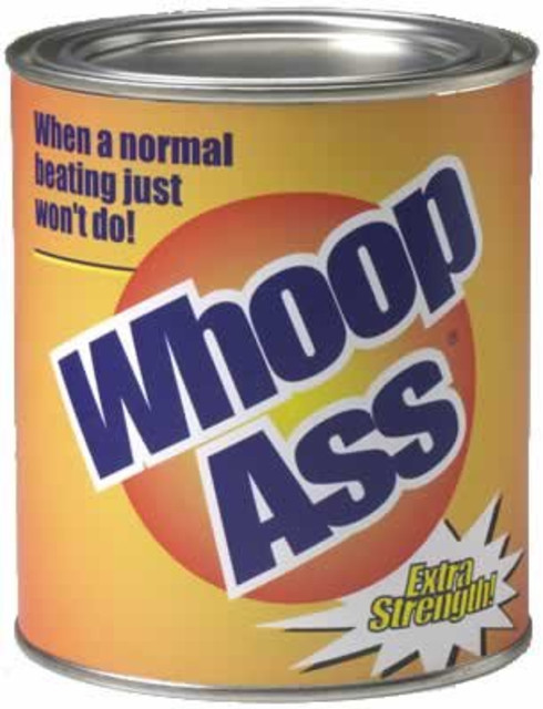 Can of Whoop Ass on Spotify