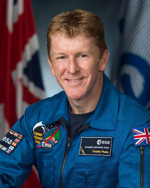 Tim Peake (Principia mission)