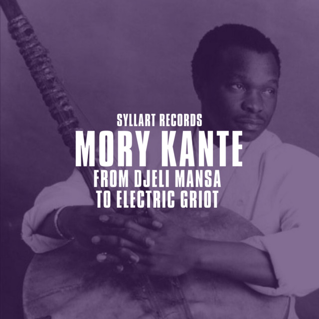 Mory Kanté : from Djeli Mansa to Electric Griot
