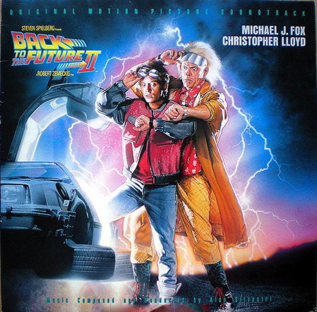 Back To The Future 2 1989 Soundtrack On Spotify