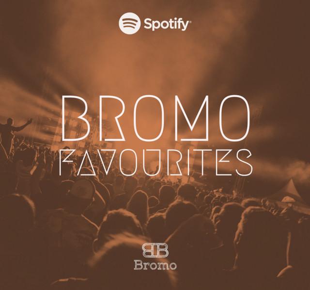 Bromo Favourites cover