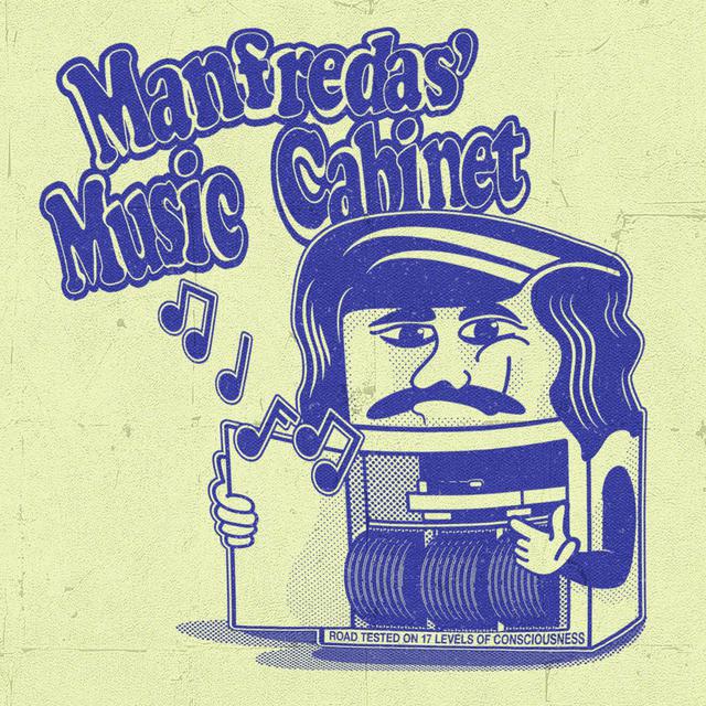 MANFREDAS' MUSIC CABINET