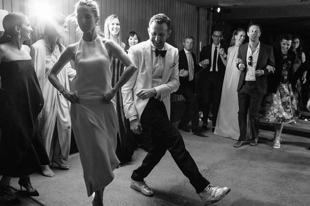 Ideas para abrir el baile de tu boda
