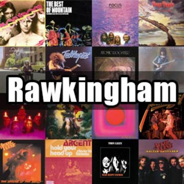 Dead Lounge - Rawkingham