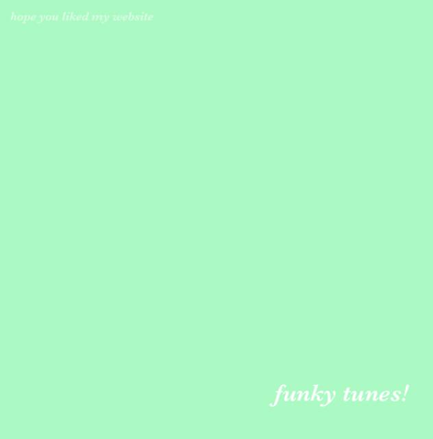 FUNKY TUNES