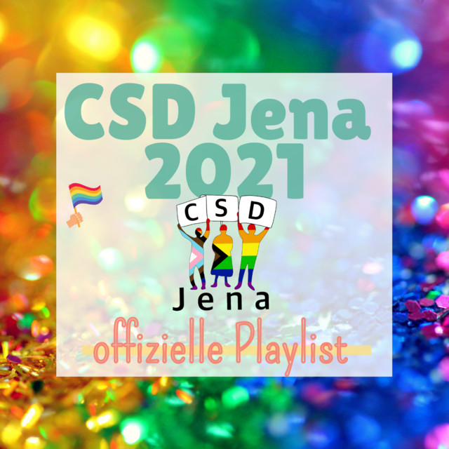 CSD Jena 2021   official Playlist