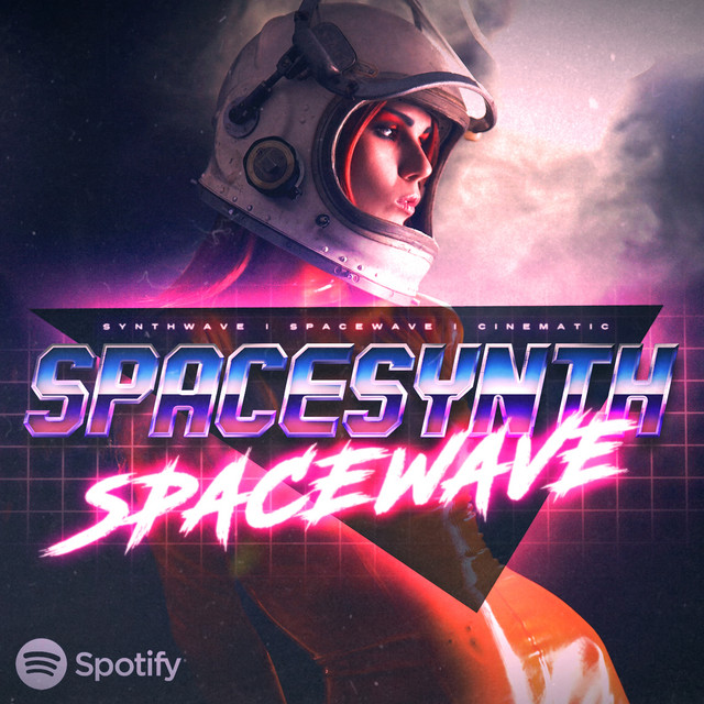 SPACEWAVE SYNTHWAVE SPACESYNTH   スペースシンセ   Chilled & Atmospheric  