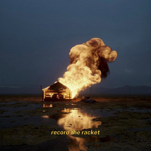 record the racket