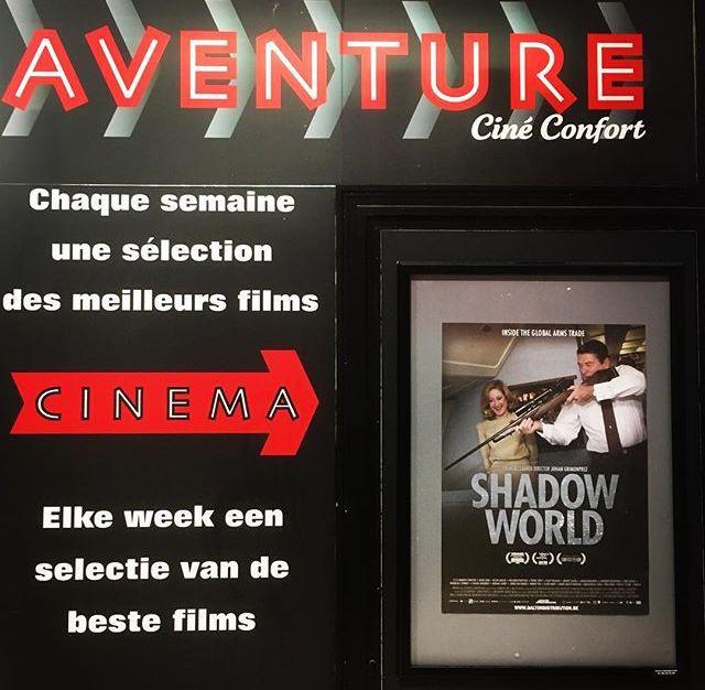 Cinéma Aventure - Dans nos salles