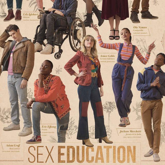 Sex Education S3 Soundtrack 2021