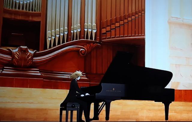 PIANO & VIOLIN CONCERTOS 🎻