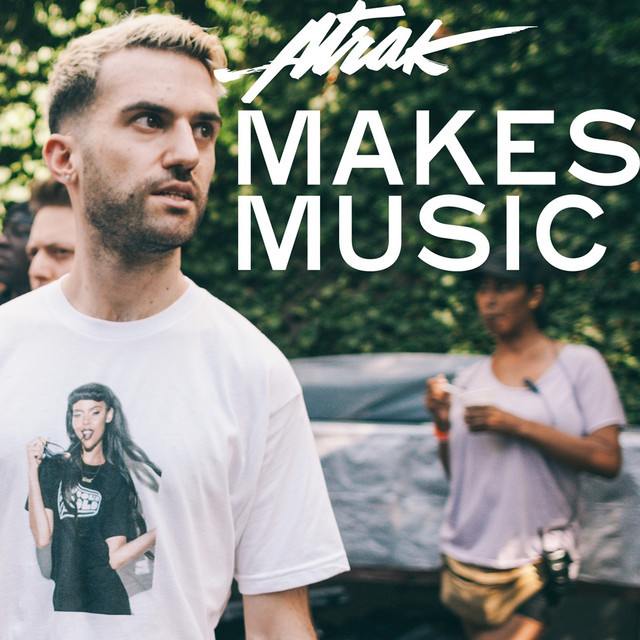 A-Trak Makes Music