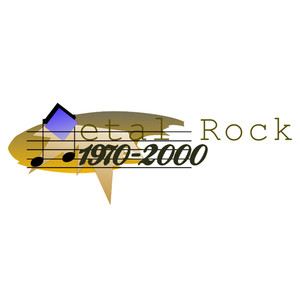 Metal Rock 1970 - 2000 cover