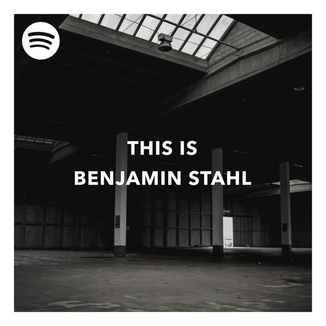 This is Benjamin Stahl
