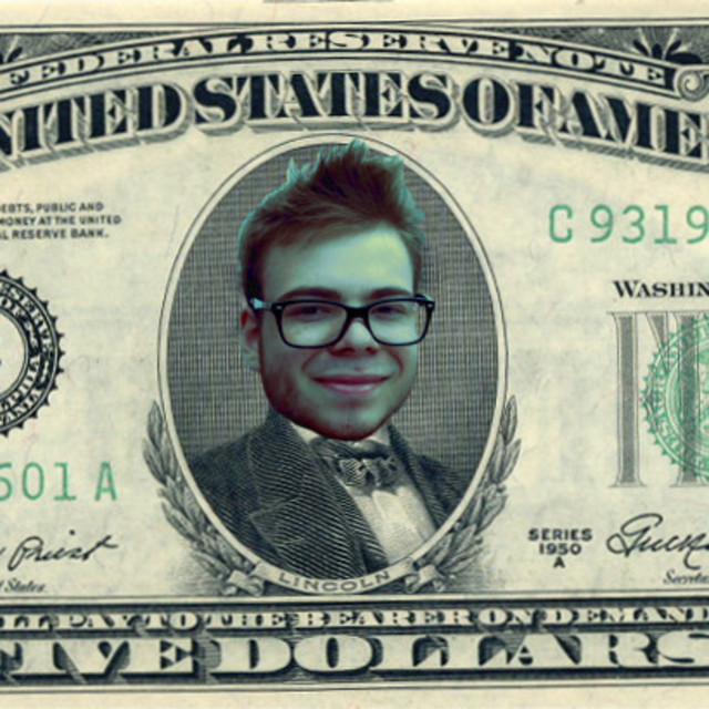 I found 5 dollars (v0.4)