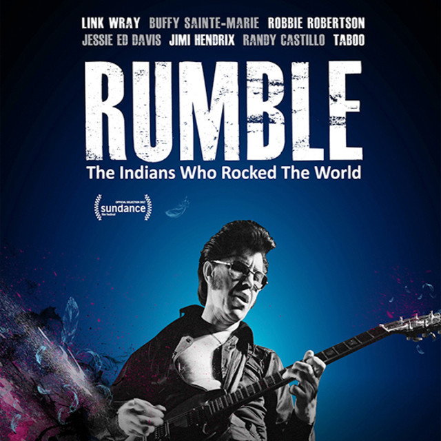 Stevie Salas' Songs Inspired by the film, RUMBLE