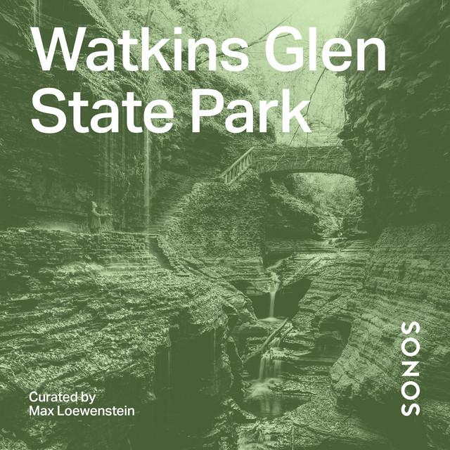 Watkins Glen State Park Curated by Max Loewenstein