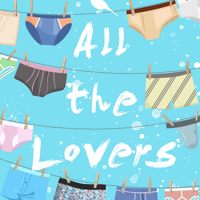 All The Lovers - The Novel Playlist